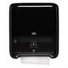 Elevation Matic Hand Towel Roll Dispenser, 13 1/4w x 8d x 14 3/4h, Black