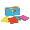 Post-it Original Pads in Jaipur Colors, 3 x 3, 100-Sheet, 14/Pack
