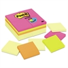 Post-it Original Pads Value Pack, 3 x 3, Canary Yellow/Cape Town, 100-Sheet, 24 Pads