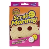 Scrub Daddy Scrub Mommy Dual Sided Sponge, Yellow, 4 x 6 x 1 1/2