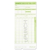 Time Card for HN1000, HN3000, HN3600 Bundle, 100/Pk