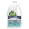 Natural Auto Dishwasher Gel, Ultra Power Plus, Fresh Citrus, 65 oz Bottle, 6/CT