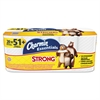 Charmin Essentials Strong Bathroom Tissue, 1-Ply, 4 x 3.92, 300/Roll, 20 Roll/Pack