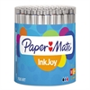 Paper Mate InkJoy 700 RT Retractable Ballpoint Pen, 1mm, Assorted, White Barrel, 36/Pack