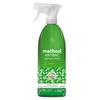Method Antibac All-Purpose Cleaner, Bamboo, 28 oz Spray Bottle, 8/Carton