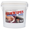 Gym Wipes, 6 x 8, Unscented, 700/Bucket, 2 Buckets/Carton
