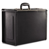 STEBCO Collection Tufide Classic Catalog Case, 18-1/4 x 8-3/4 x 13-1/2, Black