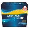 Tampax Pearl Tampons, Regular, 36/Box, 6 Box/Carton