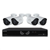 Night Owl Eight-Channel Lite HD Analog Video Security System with HDD and HD Wired Cameras