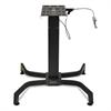 Ergotron WorkFit-B Sit-Stand Workstation Base, Light-Duty, 60 lbs. Max Weight Cap, Black