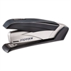 PaperPro inFLUENCE + 28 Premium Desktop Stapler, 28-Sheet Capacity, Black/Silver