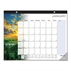 AT-A-GLANCE Successories Motivational Desk Pad, 22 x 17, 2017