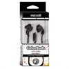 Maxell Colorbuds with Microphone, Black