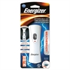 Energizer Rechargeable LED Flashlight, 1 NiMH, Silver/Gray