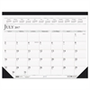 House of Doolittle Recycled Compact Academic Desk Pad Calendar, 18 1/2 x 13, 2016-2017