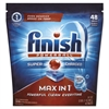 Powerball Max in 1 Dishwasher Tabs, Regular Scent, 48/Pk
