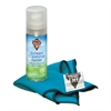 Dust-Off Laptop Computer Cleaning Kit, 50mL Spray/Microfiber Cloth