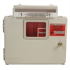 Locking Wall Mount Sharps Cabinet System, 5 qt, 13 x 5 x 13, Beige