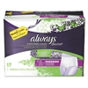 Always Discreet Incontinence Underwear, Large, Maximum Absorbency, 17/Pack, 3 Pk/Ctn