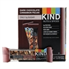 Nuts and Spices Bar, Dark Chocolate Cinnamon Pecan, 1.4 oz, 12/Box