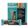 KIND Nuts and Spices Bar, Dark Chocolate Almond Mint, 1.4 oz Bar, 12/Box