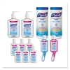PURELL Office Hand Sanitizer Starter Kit, Assorted, 6 per Carton