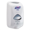PURELL TFX Touch Free Dispenser, 1200mL, Dove Gray