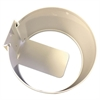 Nature's Air Wall Mount Holder, White, Metal, 6 x 6 x 4, 12/Carton