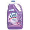 Clean & Fresh Multi-Surface Cleaner, Lavender & Orchid, 144 oz Bottle, 4/Carton
