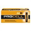Duracell Procell Alkaline Batteries, AA, 144/Carton