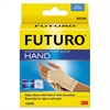 "Futuro Energizing Support Glove, Small/Medium, Palm Size 6 1/2"" - 8 1/2"", Tan"