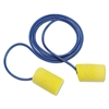 E·A·R Classic Earplugs, Corded, PVC Foam, Yellow, 200 Pairs