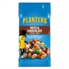 Planters Trail Mix, Nut & Chocolate, 2oz Bag, 72/Carton