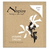 Nspire by Numi Tea, Jasmine Dream, 0.83 oz Sachet, 50/Box