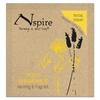 Numi Nspire by Numi Tea, Rosy Chamomile, 0.88 oz Sachet, 50/Box