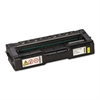 407656 Toner, 6000 Page-Yield, Yellow