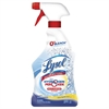 LYSOL Brand Power & Free Multi-Purpose Cleaner, Citrus Sparkle Zest,22oz Spray Bottle,12/Ctn