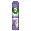 4 in 1 Aerosol Air Freshener, 8 oz, Lavender & Chamomile, 12/Carton