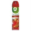 Air Wick 4 in 1 Aerosol Air Freshener, 8 oz Can, Apple Cinnamon Medley, 12/Carton