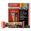 KIND Nuts and Spices Bar, Honey Roasted Nuts/Sea Salt, 1.4 oz Bar, 12/Box