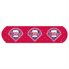 "MLB Adhesive Bandages, Philadelphia Phillies, 1"" x 3"", 50/Box"