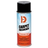 No-Vacuum Carpet Freshener, Foam, Fresh Scent, 14 oz Aerosol, 12/Carton
