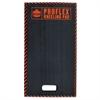 ProFlex 385 Large Kneeling Pad, 16 x 28 x 1, Black/Orange