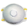 N95 Disposable Respirator With Valve, 10/Carton