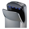 "VMax Hand Dryer, High Impact ABS, 26 1/4"" x 9 1/4"" x 16"", Silver"