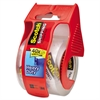 "Scotch 3850 Heavy-Duty Packaging Tape in Sure Start Disp. 1.88"" x 800"", Clear"