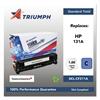 Triumph 751000NSH1399 Remanufactured CF211A (131A) Toner, Cyan