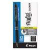 FriXion Clicker Erasable Retractable Gel Pen, 0.7mm, Black Ink/Barrel