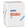 WypAll* X60 Wipers, 1/4 Fold, 12 1/2 x 10, White, 70/Pack, 8 Packs/Carton