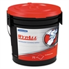 WypAll* Waterless Hand Wipes, Cloth, 10 1/2 x 12 1/4, 75/Bucket, 6 Buckets/Carton